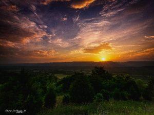 sunset shoot